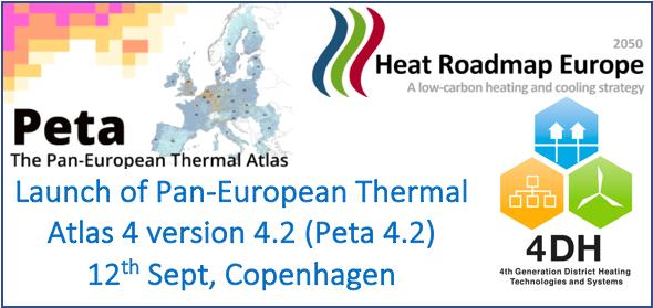 Launch of Heat Roadmap Europe 4 Tool – Pan-European Thermal